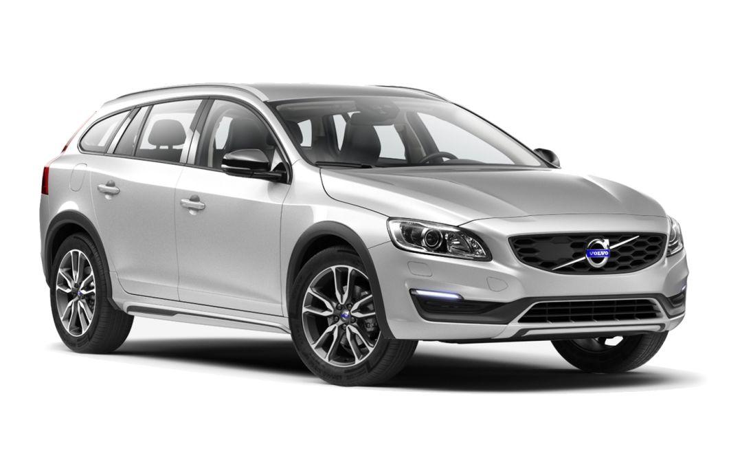Volvo V60 Cross Country Bright Silver