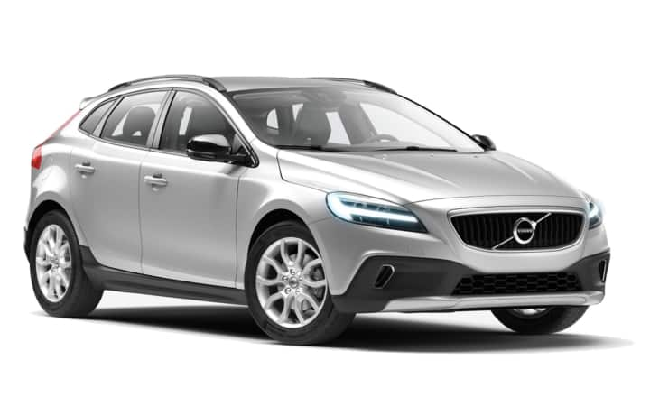 Volvo V40 Cross Country Pro Bright Silver