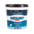 Limpa Inox Gel 3,4 Kg   Quimatic Tapmatic