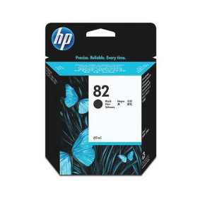 Cartucho Ch565a Preto 82 69ml   Hp