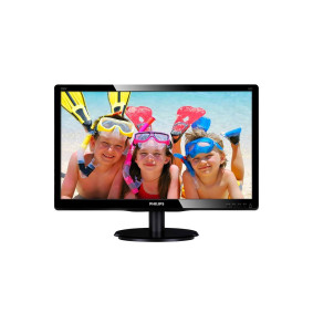 "Monitor Led 19.5"" D Sub 200 V4 Lsb   Philips"