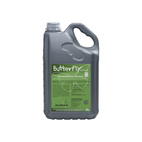 Desinfetante Pronto Uso Cleosol Eucalipto Butterfly 5 Lts   Audax