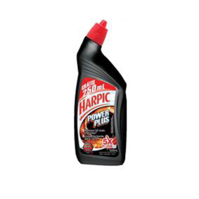 Desinfetante Sanitario Harpic Power Preto Pague 500 Ml Leve 750 Ml   Harpic