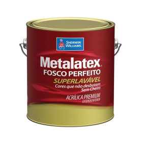Base Xy Acrilica Fosca 3,2l   Metalatex