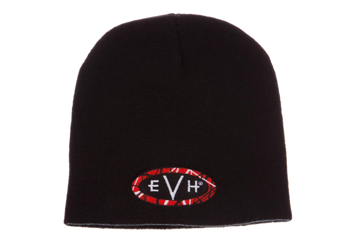 Evh accessories 9123002000 knitted van halen beanie for Yamaha fg830 specs
