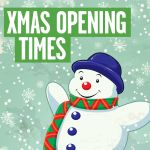 The Wave Centre Christmas opening times