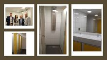 Picture of New Changing Facilities