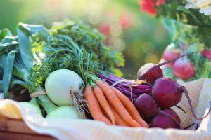 Healthy veg
