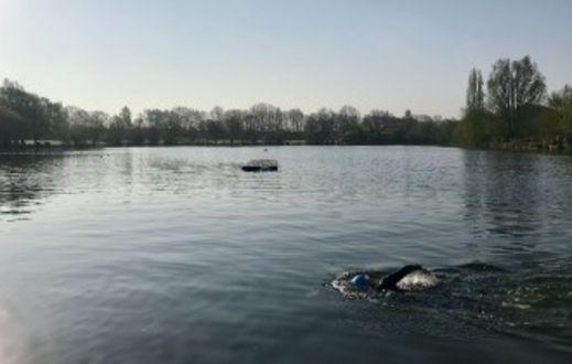 Stanborough park lake