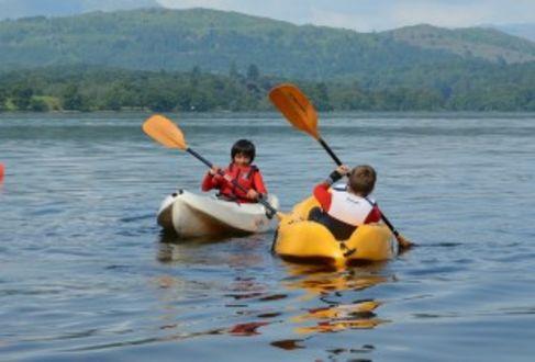 Better canoeing