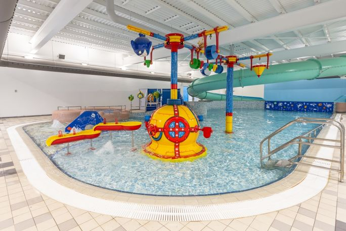 Leisure Fun Pool at Better Bath Sports and Leisure Centre