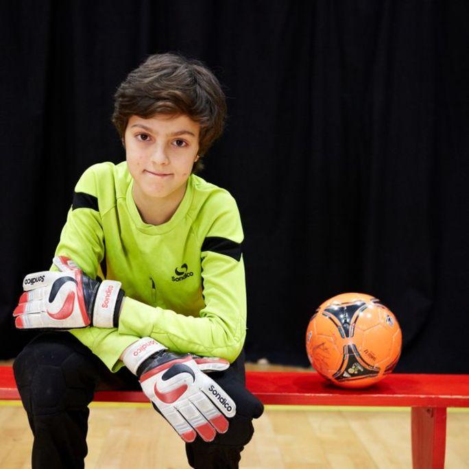 Junior Football Better Eastern Leisure Centre Cardiff