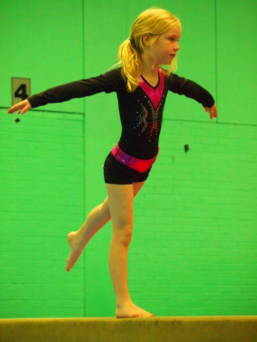 Gymnastics at Gosling Sports Park
