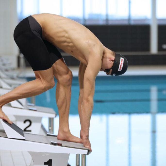 swim athlete