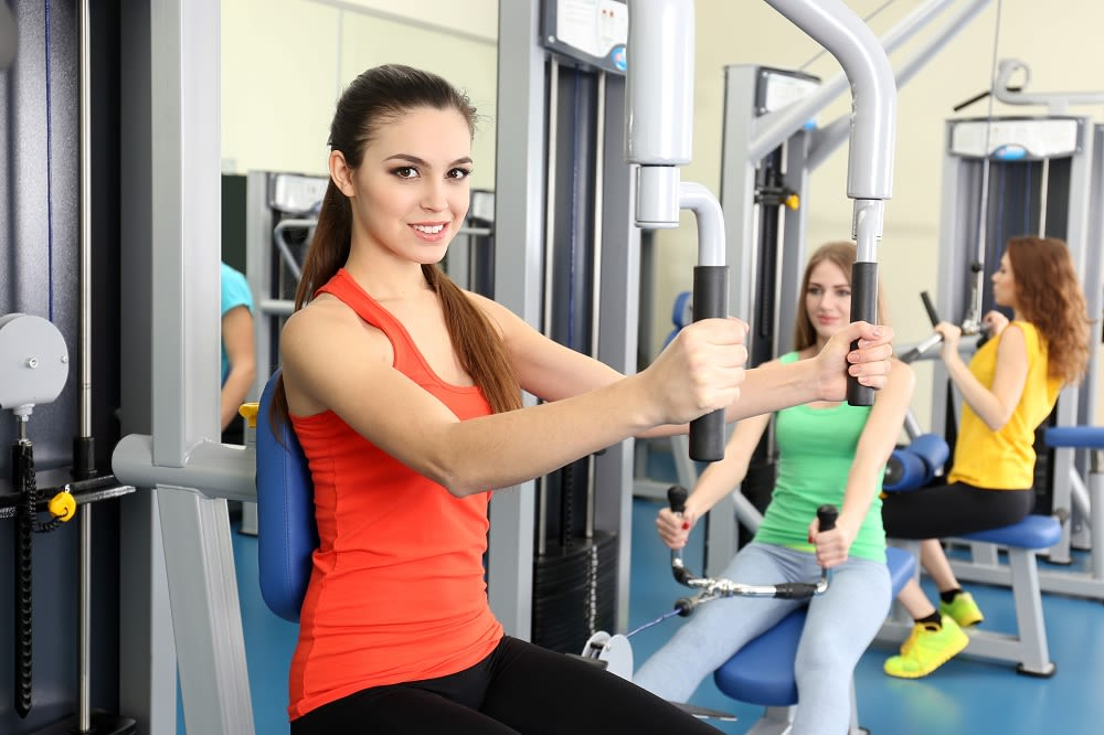 Junior Gym Sessions at Better, Waterworld, Newquay