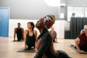 Yoga classes at Better