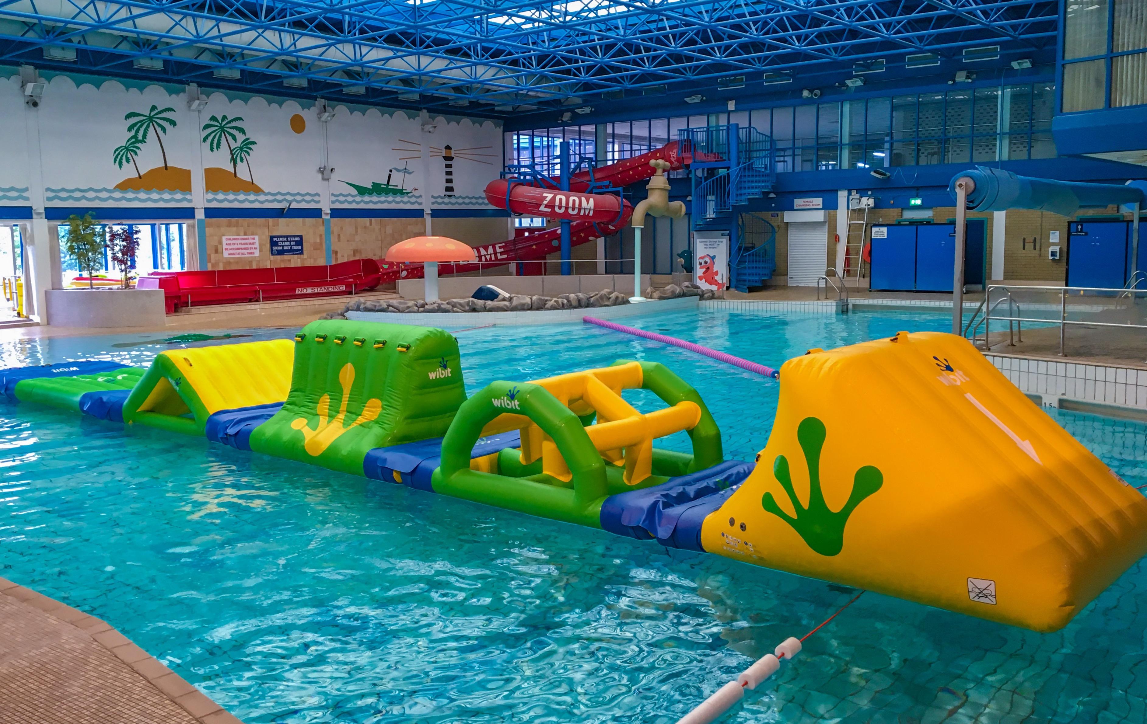 Swimming pool belfast better shankill leisure centre - Bray swimming pool and leisure centre ...