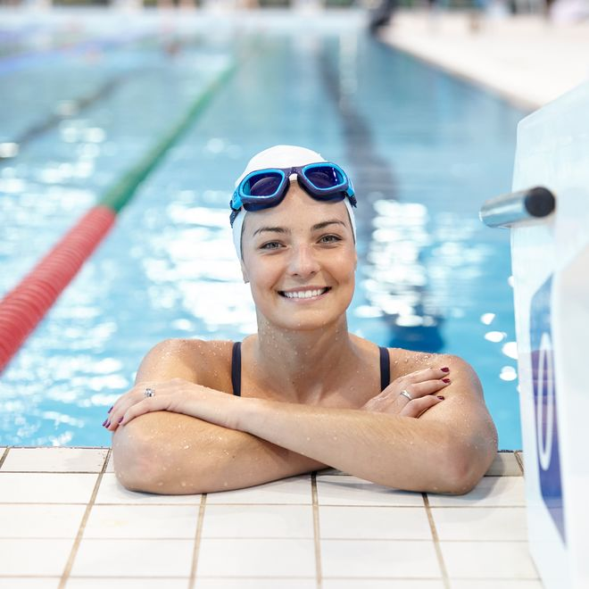 News story image crop rookie lifeguard  adult lane swimming