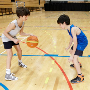 Basketball lessons 287 x 287