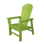 Polywood South Beach Lime Outdoor Dining Chair