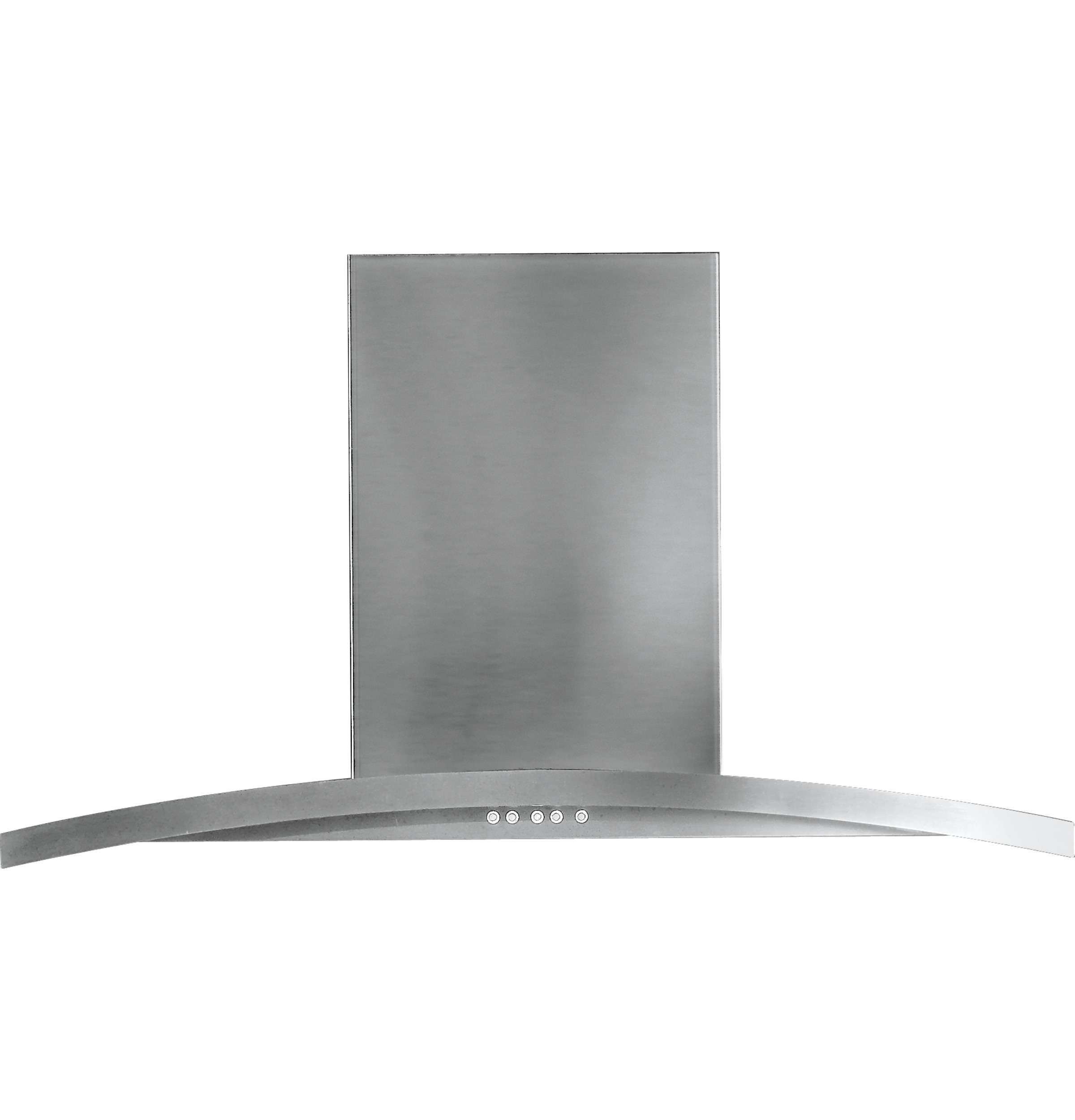 GE Profile 36 In. Stainless Steel Wall Mount Hood - PV976NSS Image 2