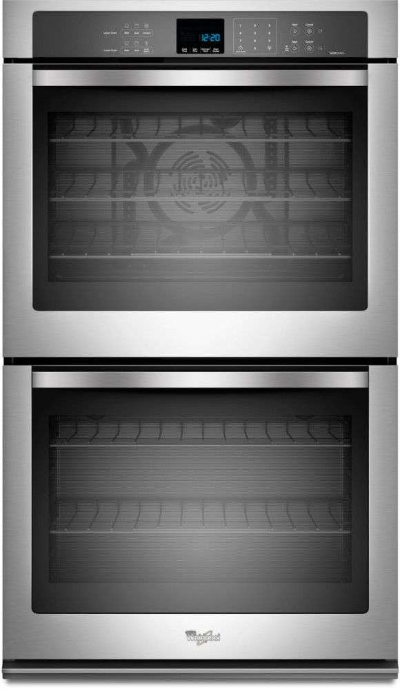"30"" Stainless Steel Electric Double Wall Oven - Convection"