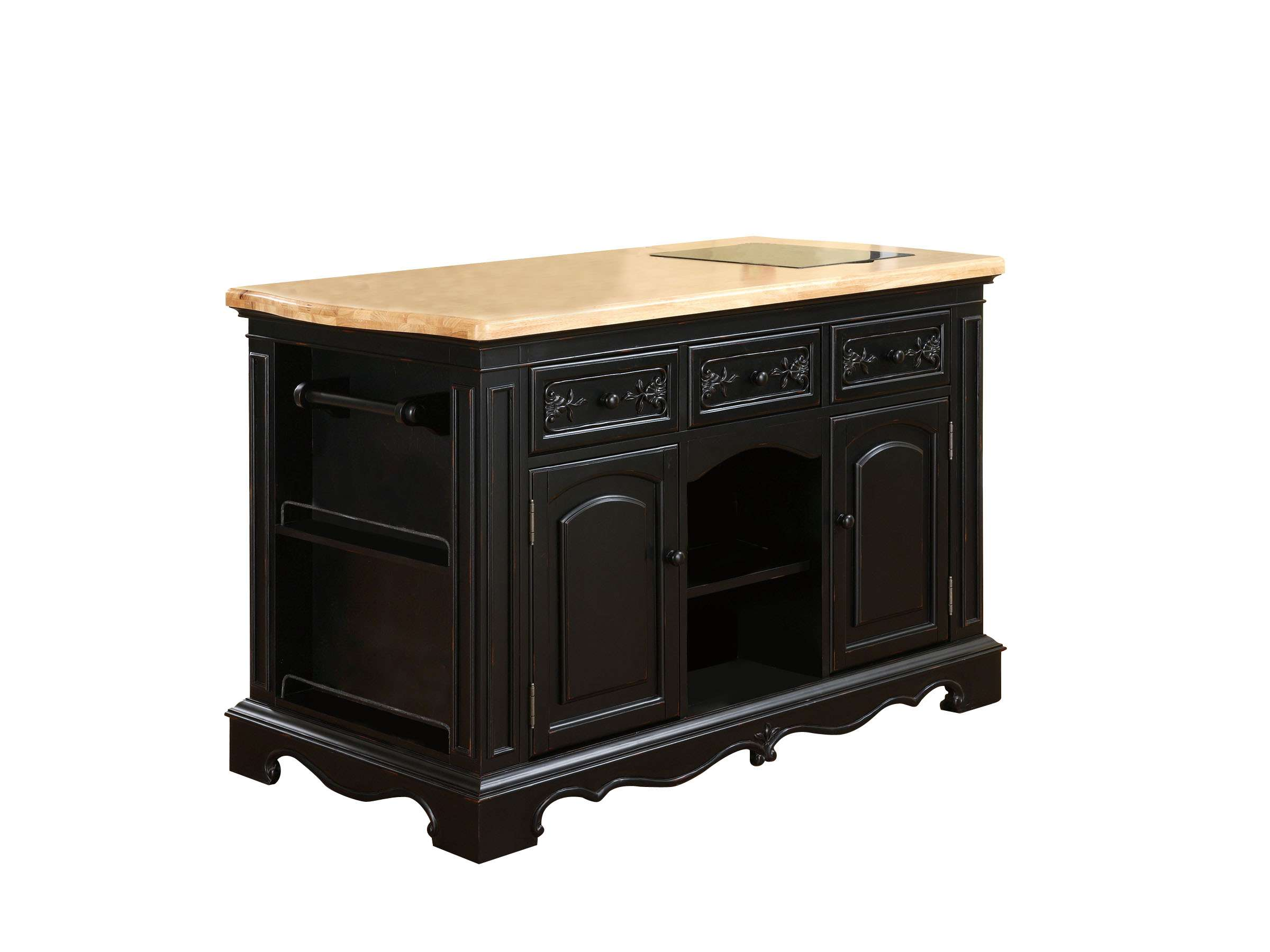 pennfield kitchen island powell pennfield kitchen island amp reviews 14534