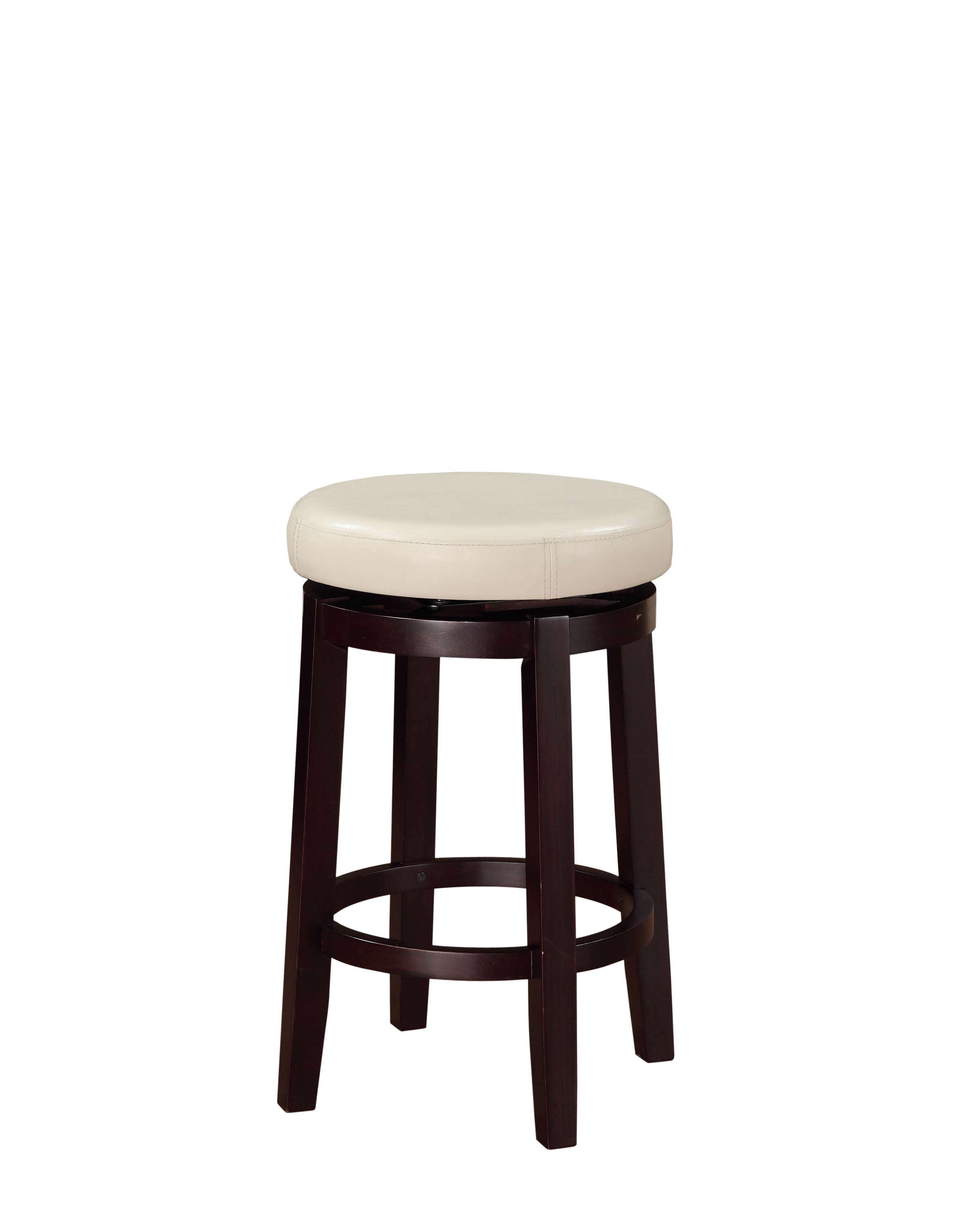 Linon Home Decor Products Inc Maya Rice 24 Quot Counter Stool