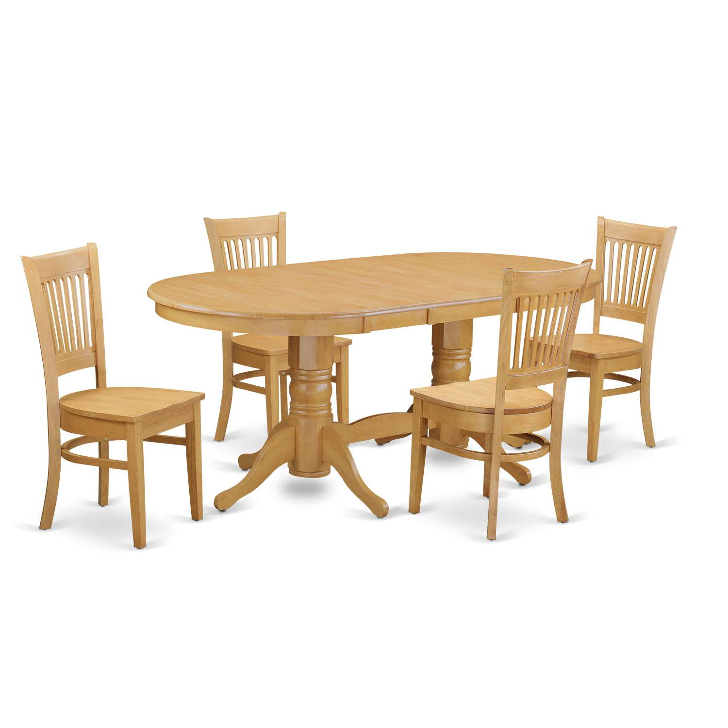 Vancouver 5 Piece Dining Table Set