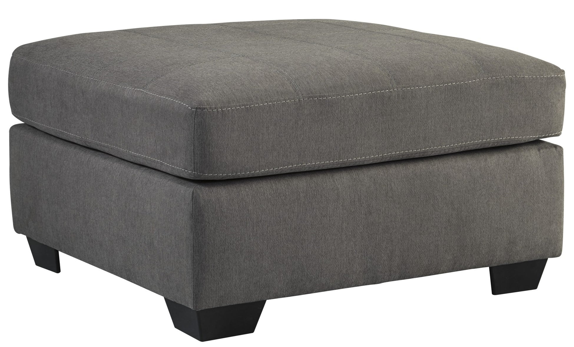 Signature Design by Ashley Maier Charcoal Oversized Accent Ottoman on cyclone design homes, yellow design homes, brick design homes, oak design homes, glass design homes, royal design homes, natural design homes, stone design homes,