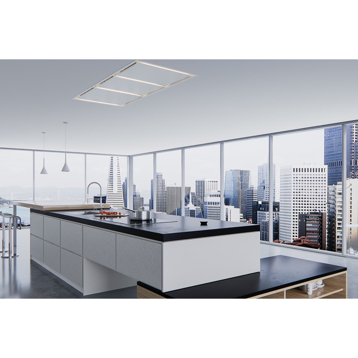 steel control modern images design range kitchen cabinet how for to clear stainless all hood under your and best touch zephyr hoods led light plus with clean furniture glass