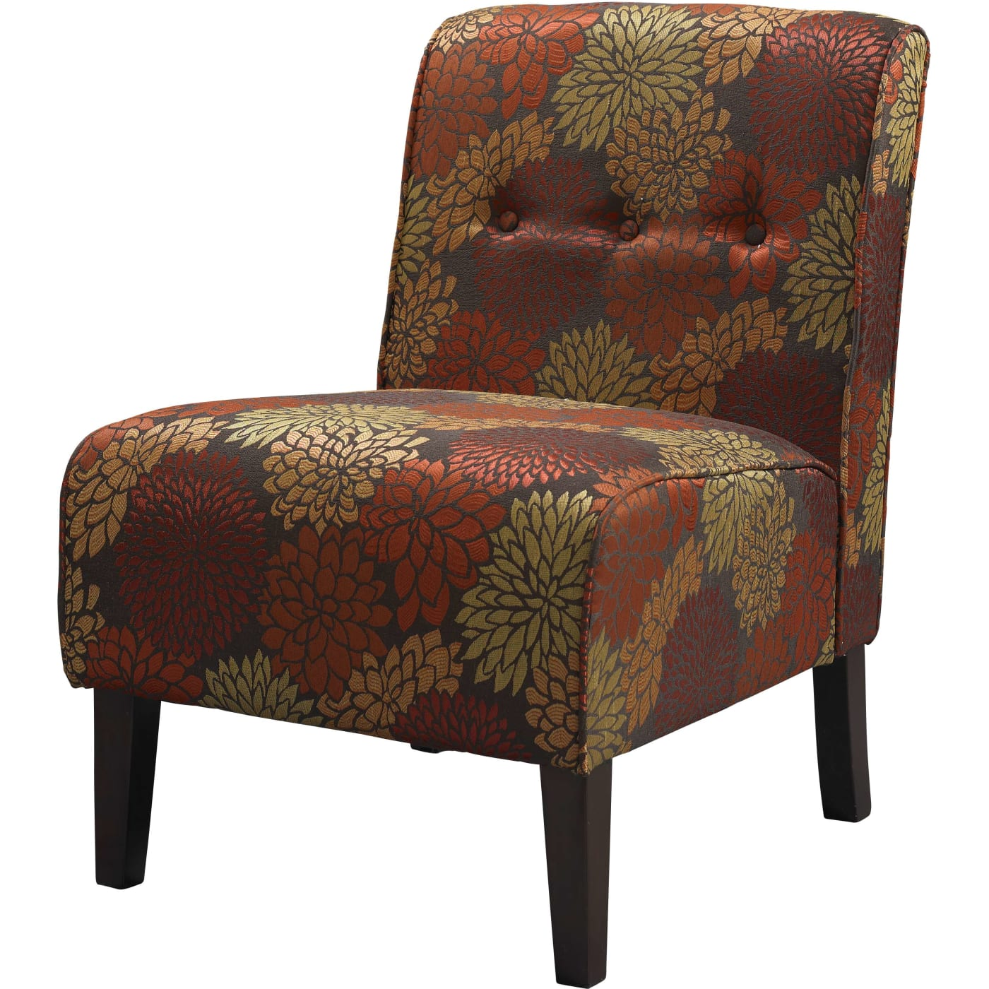 Linon Home Decor Products Inc Coco Harvest Accent Chair