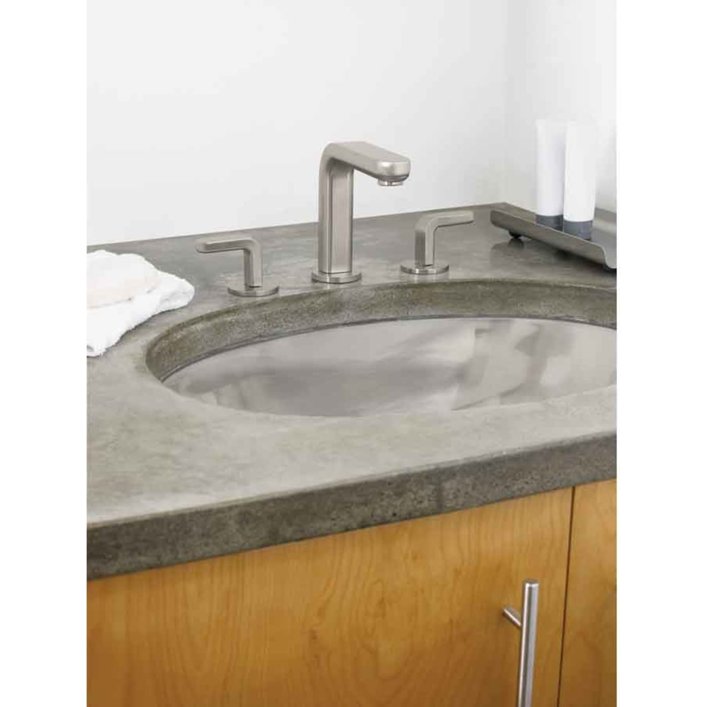 Hansgrohe Metris Widespread Bathroom Faucet 31067821 Brushed Nickel ...