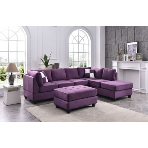 Sectional Sofas & L-Shaped Couches | Goedeker\'s