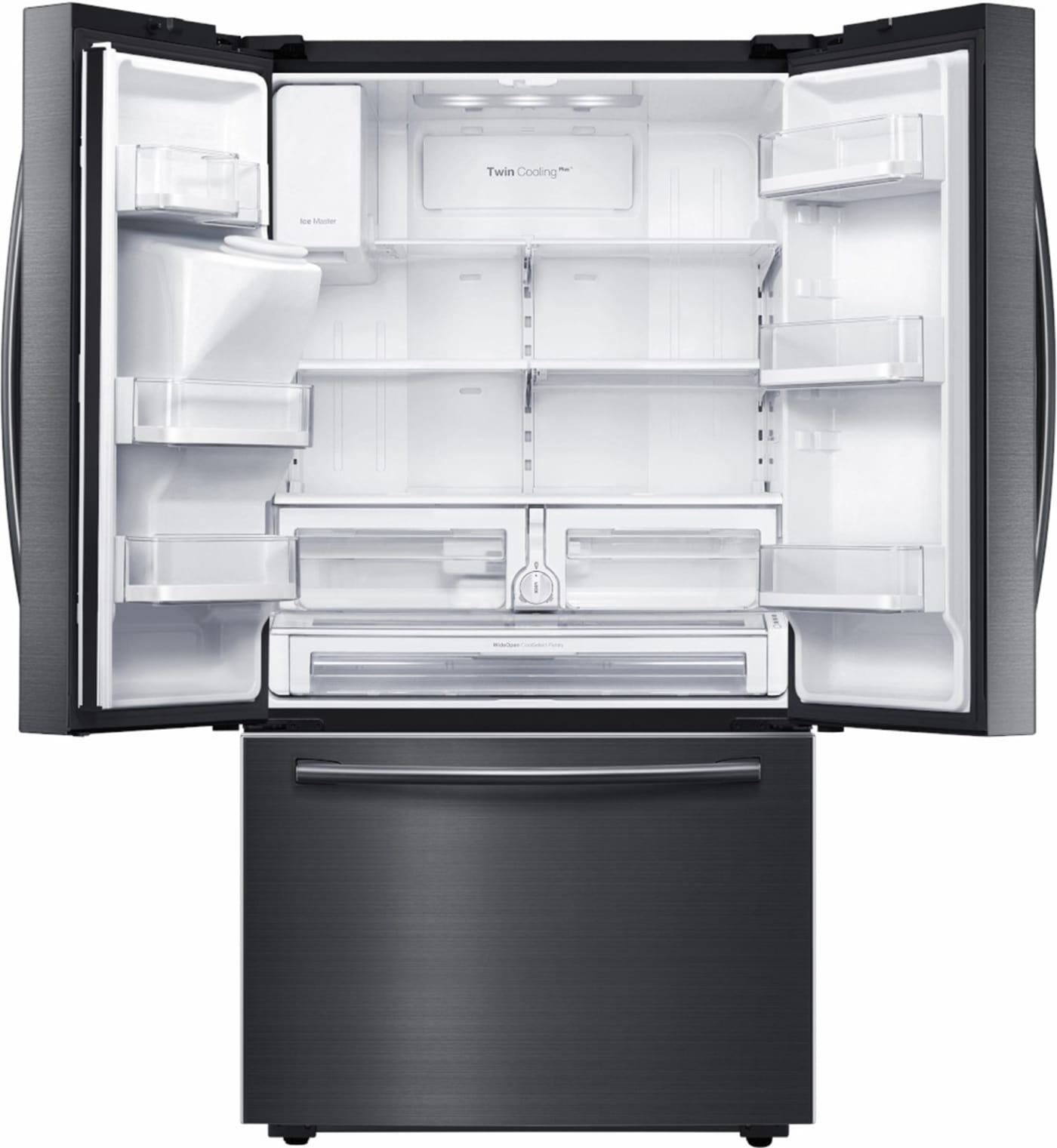Rf28hfedbsg By Samsung French Door Refrigerators