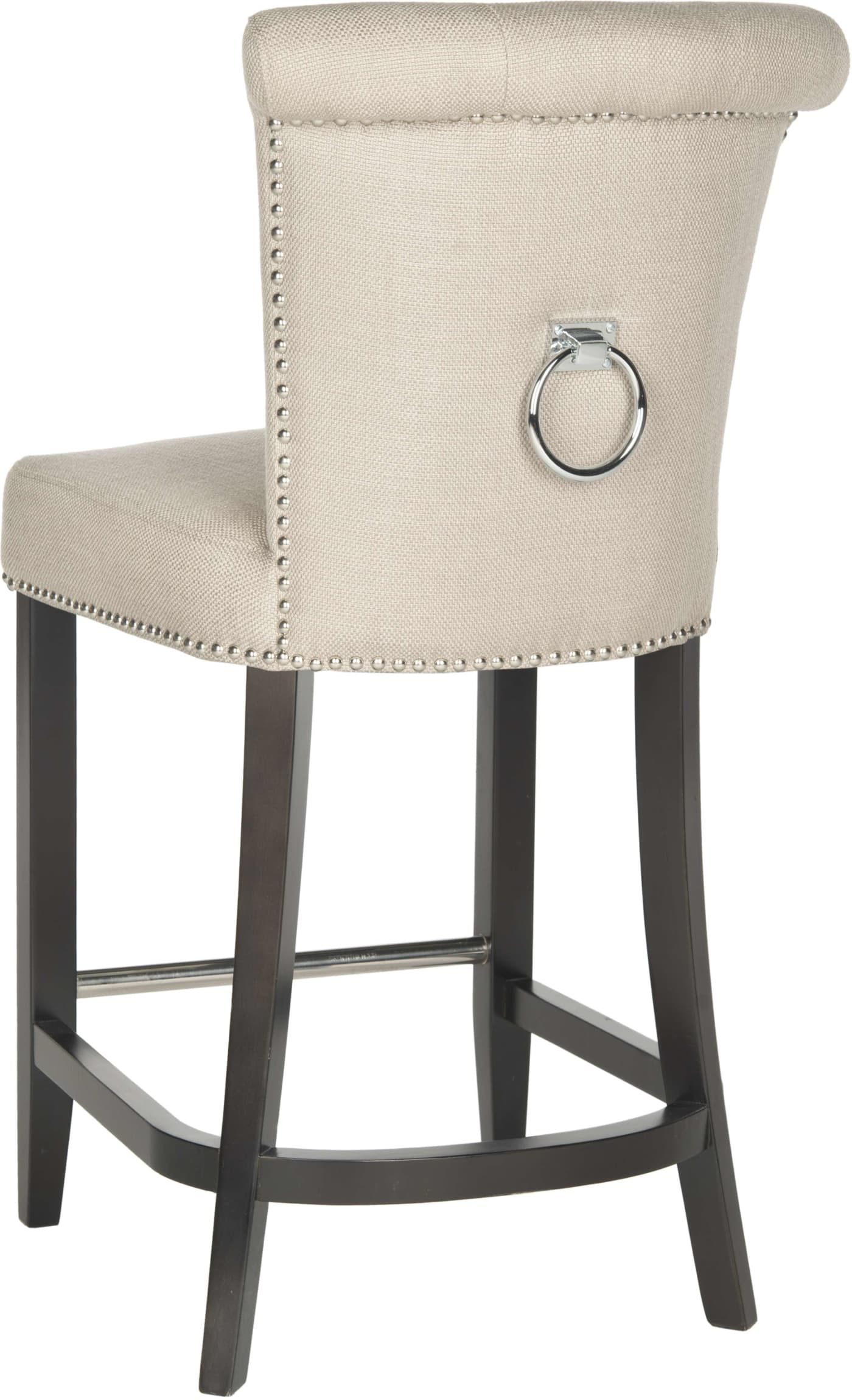 Safavieh Addo Ring Biscuit Beige Counter Stool Amp Reviews