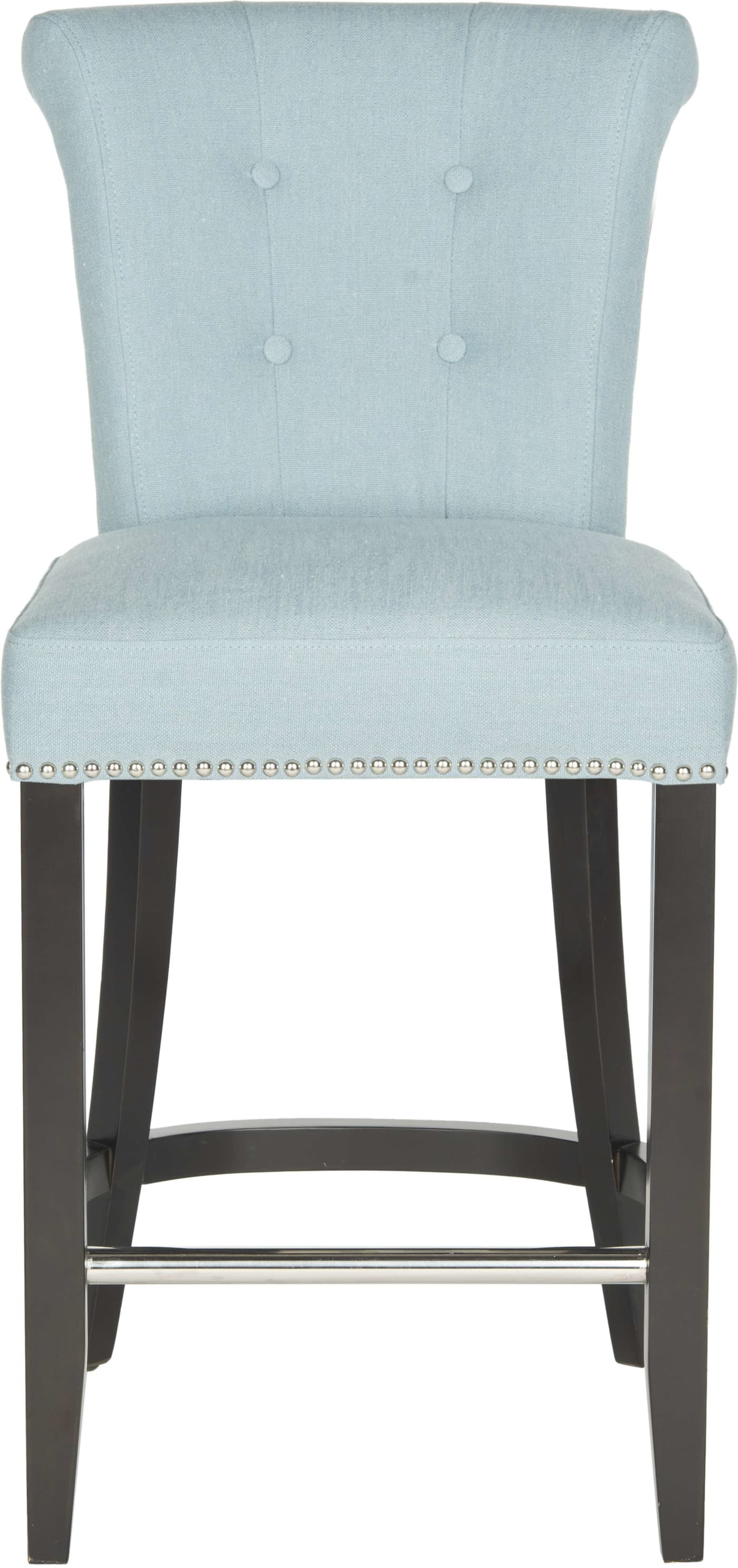 Safavieh Addo Ring Sky Blue Counter Stool Amp Reviews