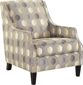 Signature Design by Ashley 6140221 Brielyn Driftwood Accent Chair