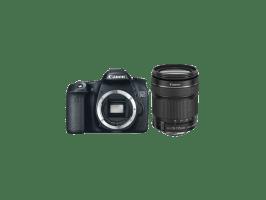Canon EOS 70D + EF-S 18-135 mm lens