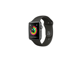 Apple Watch Nike+ Series 2, 42mm