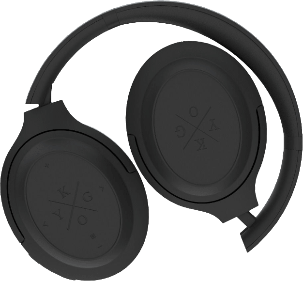 Black Kygo Headphones A11/800 ANC.3