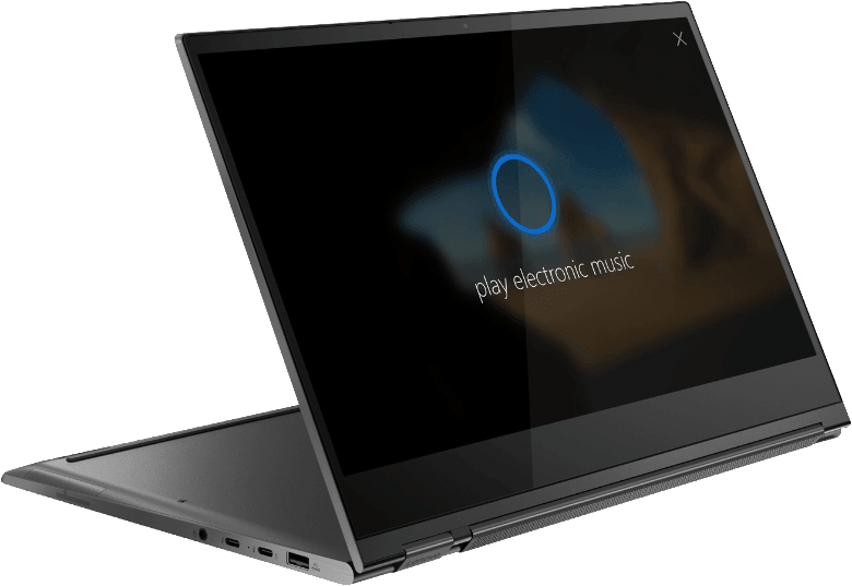Gray Lenovo Yoga C930 Glass Edition.1
