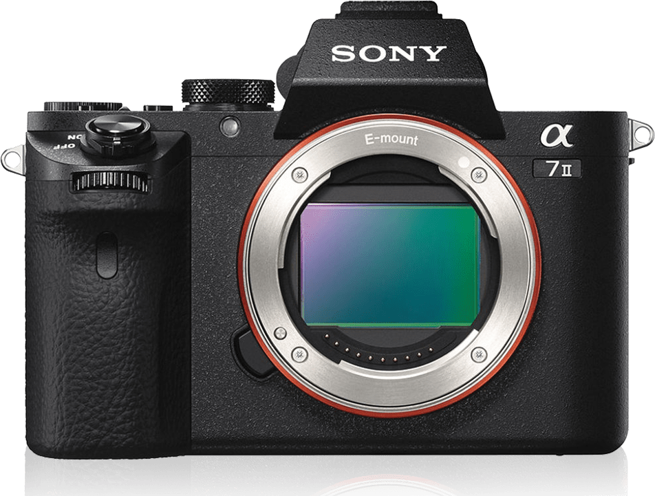 Black Sony Alpha 7 M2+SEL-24240 Kit (ILCE7M2DCDI.YD).2