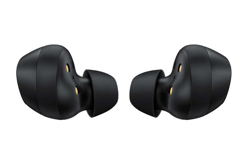 Black Samsung Galaxy Buds.3