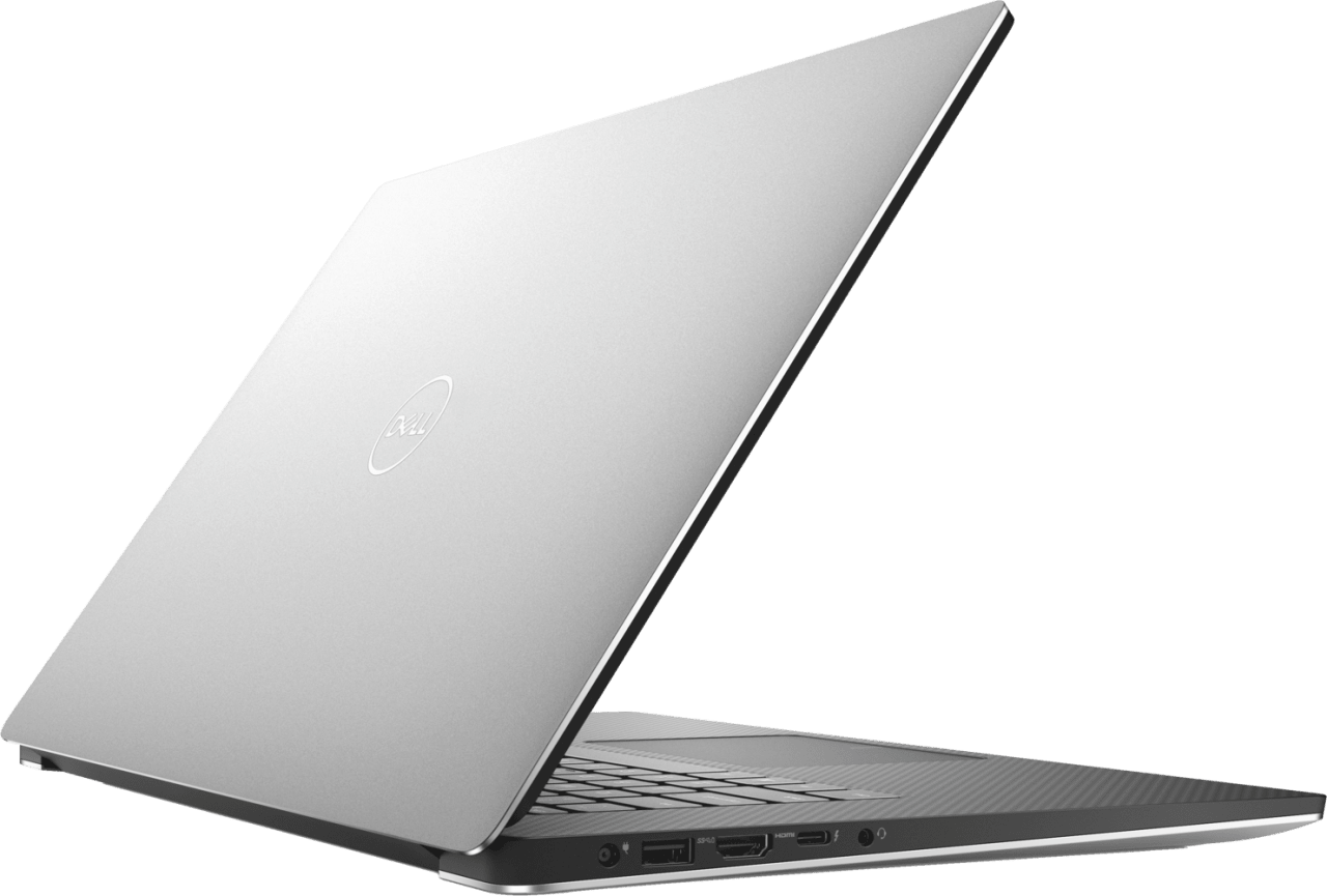 Silver Dell XPS 15 9570 Touch.2