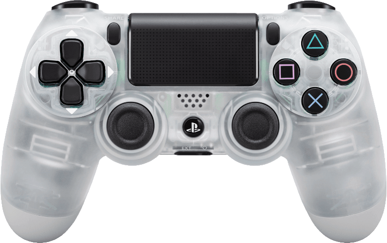 Crystal Sony PlayStation DualShock 4 Controller.1