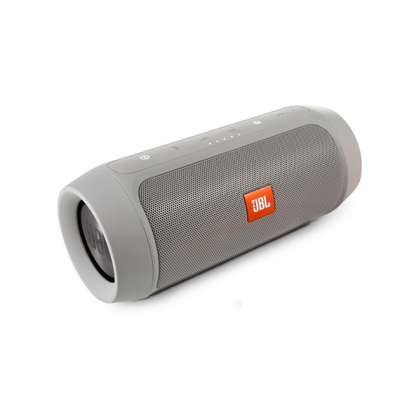 Gray JBL Charge 2+.3
