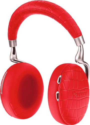 Red Parrot ZIK 3 by Philippe Starck.2