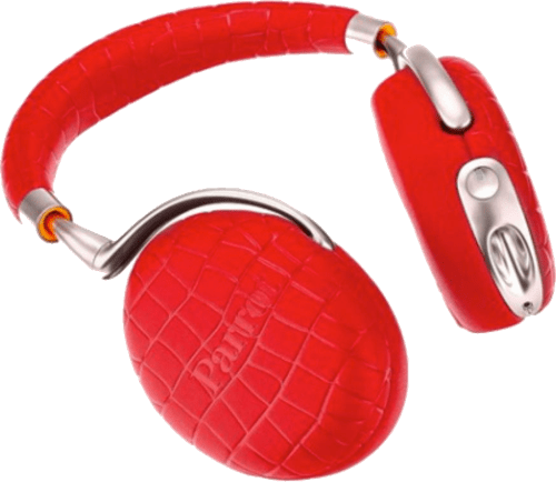 Red Parrot ZIK 3 by Philippe Starck.4