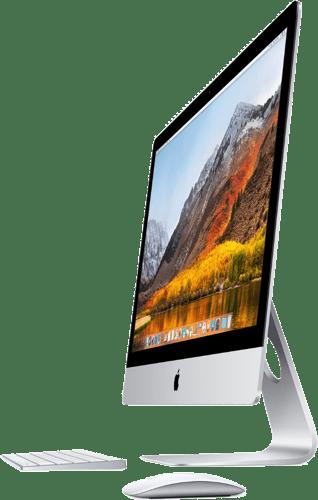 """Silber Apple iMac 21.5"""" Retina 4K.2"""